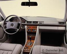 Mercedes-Benz 200-300E (W124).