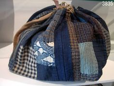 Rice bag, Japan - inspiration for Neesh's new shipping bags??