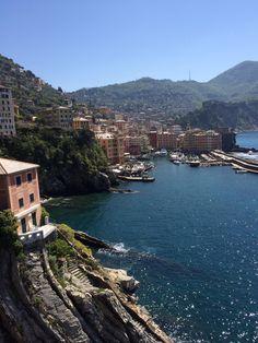 Il Golfo del Paradiso, Genova, Liguria