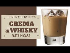 CREMA DI WHISKY FATTA IN CASA DA BENEDETTA - Homemade Baileys Whisky Cream