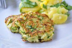 Zucchini Buffer with Cheese - # Cheese Buffer - Mac Cheese Recipes, Vegan Mac And Cheese, Sheep Cheese, Vegan Protein, Vegan Baking, Vegan Gluten Free, Easy Meals, Food And Drink, Veggies