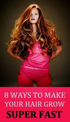 8 Ways To Naturally Grow Your Hair | My Favorite Things
