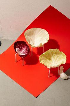 »Möbel mit Stiel« Sarah Illenberger Vegetal chair_Bouroullec