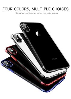 Phone Bags & Cases Active Flexible Silicone Aluminum Bumper Case For Iphone Xs Max Cartoon Metal Frame For Iphone X Xs Soft Rubber Side Shockproof Bumper
