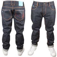 King Apparel Signature Denim Raw Selvedge new in at sturbanclothing.com for spring13
