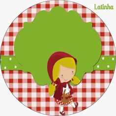 Making Propria Party: Mini Kit Personalized Little Red Riding Hood