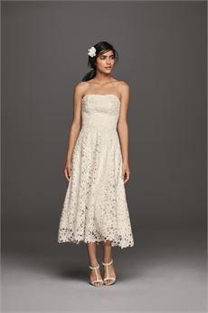 0488468acd Wedding Dresses by Davids Bridal - Galina - KP3784 Pretty Wedding Dresses