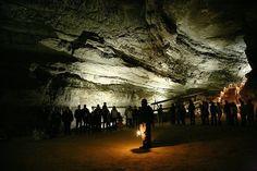 la-plus-grande-grotte-du-monde-Mammoth-Cave-System Les 12 plus grandes grottes du monde