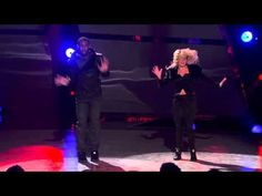 "Top 8 contestant Witney Carson and all-star dancer tWitch perform a Hip-Hop routine to ""My Homies Still"" choreographed by Luther Brown on SO YOU THINK YOU CAN DANCE."