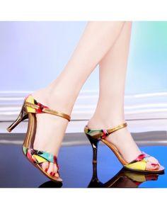 866dfebc9 Bohemian Women sandals high wedge flip flops Wedge Sandals