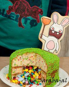 Raving Rabbids, Les Lapins Crétins Sugar Cookie Royal Icing, Sugar Cookies, Party Rock, Boy Birthday Parties, Party Gifts, Sweet Treats, Eyewear, Cake Ideas, Celebrations
