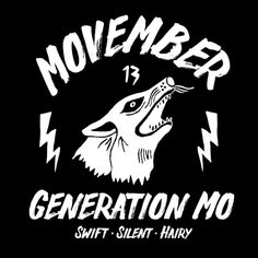 Love the new branding for Movember 2013 by Melbourne Urchin Associates. Time to put the shaver aside! @MovemberUK