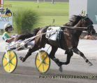 Jack Vernon - Broke the track record for two year old trotters at Tioga Downs