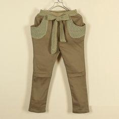 5 Fashion Pants, Girl Fashion, Spring Outfits, Girl Outfits, Fall Pants, Harem Trousers, Bow Design, Kids Pants, Sweatpants
