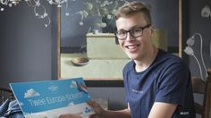 Medemblikker Nick Assendelft krijgt verrassing van KLM
