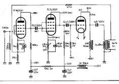 Loftin-White 2A3 Single-Ended Triode Tube Amplifier