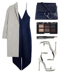 """I'm bossy"" by baludna ❤ liked on Polyvore featuring Cushnie Et Ochs, NARS Cosmetics, Chloé, Yves Saint Laurent and Rochas"