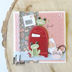 Marianne Design, Get Well, Pastels, Banners, Stencil, Kittens, Envelope, Scrapbooking, Tags