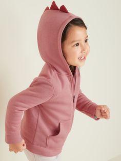 Critter Zip Hoodie for Toddler Girls Toddler Girl Gifts, Toddler Boy Fashion, Toddler Girl Style, Toddler Girl Outfits, Baby Girl Fashion, Toddler Girls, Baby Girl Jeans, Girls Jeans, School Uniform Shoes