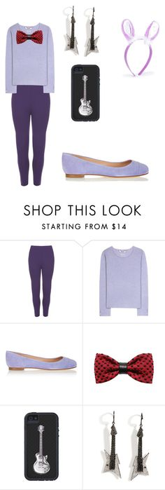 """""""Bonnie Outfit"""" by indigofudge on Polyvore featuring WearAll, 81hours, Sergio Rossi, ZuZu Kim, Lynn Ban and Boohoo"""