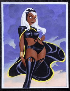 Storm by Bruce Timm
