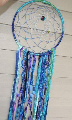 Cosmic Dreams Boho Woven Dreamcatcher by SpiritualPathways, $20.00