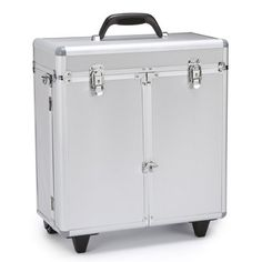 Top Performance Professional Tool Case with Wheels, Chrome