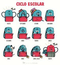 New Memes School Words 22 Ideas Funny Tweets, Funny Memes, Hilarious, Cartoon Memes, Funny Animal Memes, Curious Facts, Single Humor, Spanish Memes, New Memes