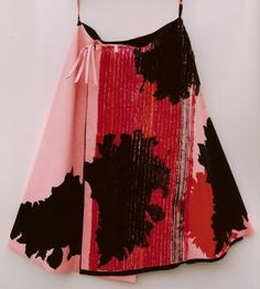 Alison Willoughby  Machine Embroidered Skirts
