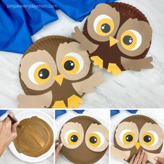 Preschool Arts And Crafts, Animal Crafts For Kids, Kindergarten Crafts, Winter Crafts For Kids, Autumn Crafts, Craft Activities For Kids, Projects For Kids, Diy For Kids, Holiday Crafts