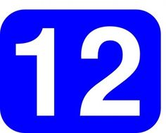 Number 12 and its meaning