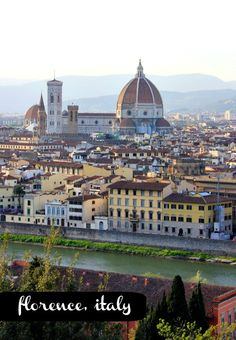 Hi Sugarplum | Florence, Italy -- tips on what to see, where to eat and stay