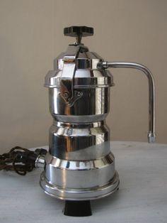Stella Caffettiera Espresso Brevettata Vintage by 24northmain