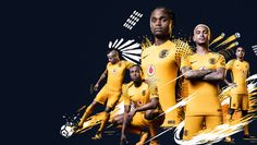 Nike and Kaizer Chiefs Launch New 2017 18 Home and Away Jersey - Kaizer  Chiefs 00268afc2