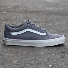 Vans Old Skool Overwashed (Pewter) – New-Entry Clothing #vans #oldskool #skate #footwear at new-entry.com