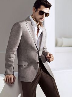 Fashion Menswear Collection  and luxury details that make a difference