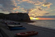 It was also Henri Matisse, Gustave Courbet and Eugene Boudin who, like Monet, have chosen Etretat's three natural arches as inspiration. Etretat France, Eugene Boudin, Gustave Courbet, Henri Matisse, France Travel, Monet, Playground, Arch, Ship