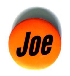 March 27 - National Joe Day
