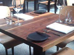 Counter Tops - Table Tops - Bar Tops: Elmwood Reclaimed Timber