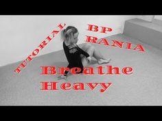 [Mirrored Slow Dance Tutorial] 라니아 BP RANIA - Breathe heavy 풀안무영상  by Fr...