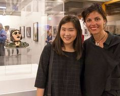 Guests at Social Matters Reception | NUMU Collection