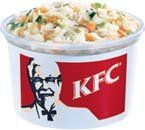KFC ...Slaw*8 cups finely chopped cabbage ,¼ cup shredded carrot, 2 tbs minced onion,1/3 cup granulated sugar, ½ tps salt,1/8 tsp pepper, ¼ cup milk, ½ cup mayonnaise,¼ cup buttermilk, 1 ½ tbs white vinegar,2 ½ tbs lemon juice.Chop carrots,cabbage & onions very fine, about like a grain of rice. Mix all other ingredients & add chopped vegetables . Refrigerate for 2 hrs.