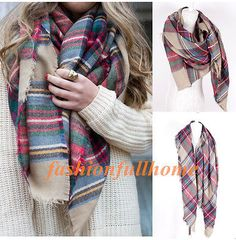 Get the where and what on the plaid blanket scarf over at Ask Suzanne Bell. This one is a steal via ebay. pop on over for more!