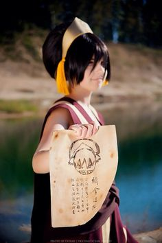Awesome toph cosplay! ~KG