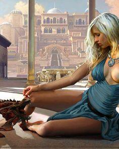 Daenerys Targaryen____!!!!