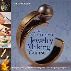 Curso completo de joyeria con Gemas - The Complete Jewelry Making Course pdf