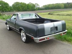 Chevrolet El Camino - 1980