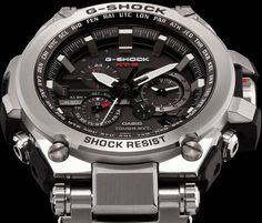 CASIO G-SHOCK MT-G METAL TWISTED COLLECTION | BUILD & DESTROY...