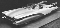 Ford X-1000, 1955-56