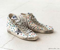 Golden Goose Sneakers / Garance Doré